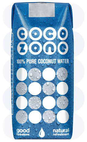 cocozone coconut water